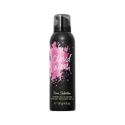 Buy original Victoria's Secret Pure Seduction Cloud Wash Foaming Gel Cleanser for Women 130gm only at Perfume24x7.com