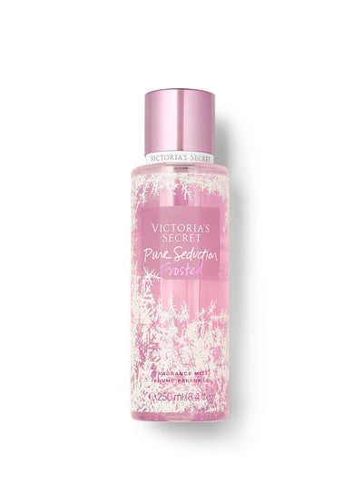 Buy original Victoria's Secret Pure Seduction Frosted Fragrance Mist 250ml only at Perfume24x7.com