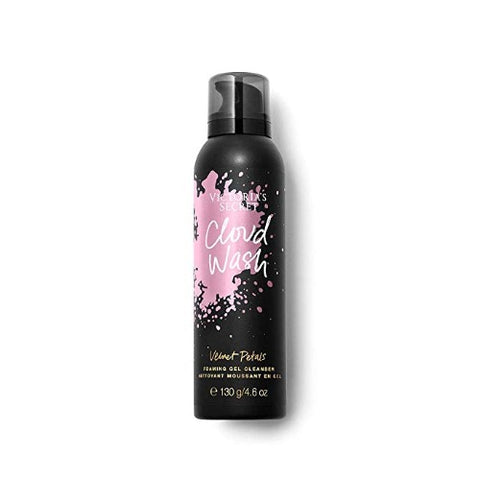 Buy original Victoria's Secret Velvet Petals Cloud Wash Foaming Gel Cleanser for Women 130gm only at Perfume24x7.com