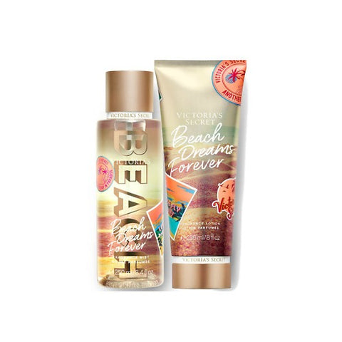 Buy original Victoria's Secret Beach Dream Forever Fragrance Mist & Lotion Combo only at Perfume24x7.com