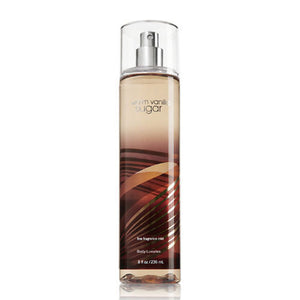 Body Luxuries Warm Vanilla Sugar Mist
