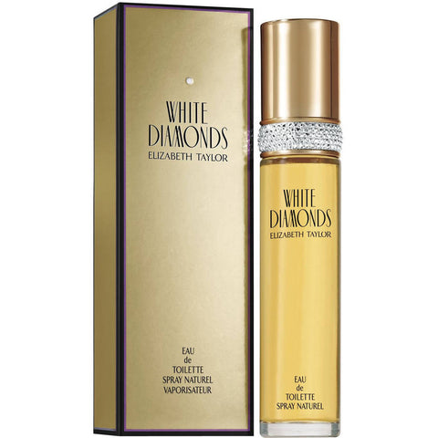 Buy original Elizabeth Taylor White Diamonds EDP For Women 100ml only at Perfume24x7.com