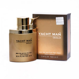 Yacht Gold EDT For Men 100ml