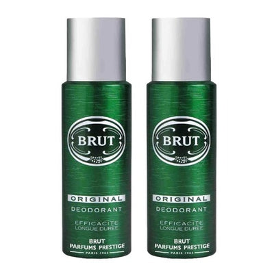 Buy original BRUT Original Deodorant For Men 200ml only at Perfume24x7.com