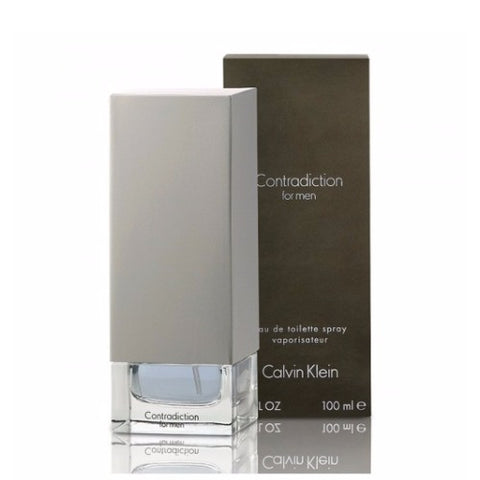 Buy original Calvin Klein Contradiction EDT For Men 100ml only at Perfume24x7.com