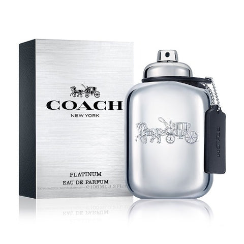 Coach Platinum New York For Men EDP 100ml - Perfume24x7.com