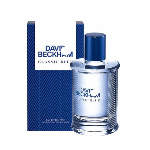 Buy original David Beckham Classic Blue Edt For Men 90ml only at Perfume24x7.com