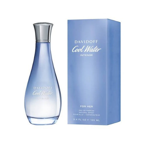 Buy original Davidoff Coolwater Intense EDP For Women 100ml only at Perfume24x7.com