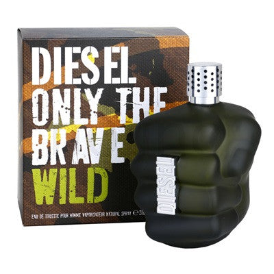Buy original Diesel Only The Brave Wild EDT For Men only at Perfume24x7.com