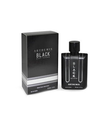 Arthemis Black EDT For Men 100ml