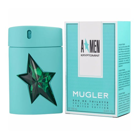 Buy original Thierry Mugler Amen Kryptomint For Men 100 Ml only at Perfume24x7.com