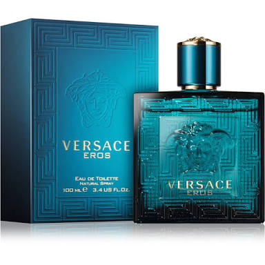 Buy original Versace Eros Edt for Men only at Perfume24x7.com
