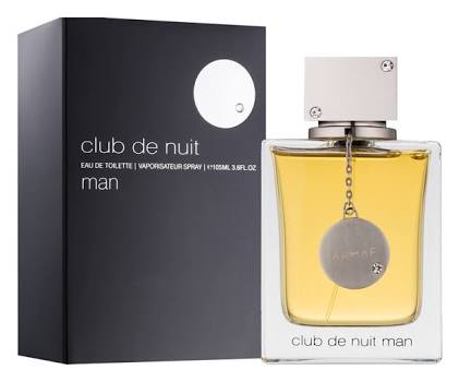 Buy original Armaf Club de Nuit 105ml EDT for Men only at Perfume24x7.com