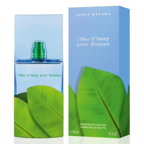 Issey Miyake L'eau D'issey Summer Edt For Men 125ml
