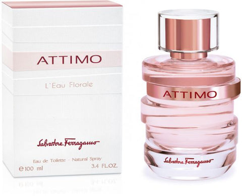 Buy original Salvatore Ferragamo Attimo L Eau' Florale Edt 100ml only at Perfume24x7.com