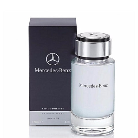 Buy original Mercedes Benz Edt For Men 120ml only at Perfume24x7.com