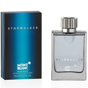 Mont Blanc Starwalker EDT For Men 75ml