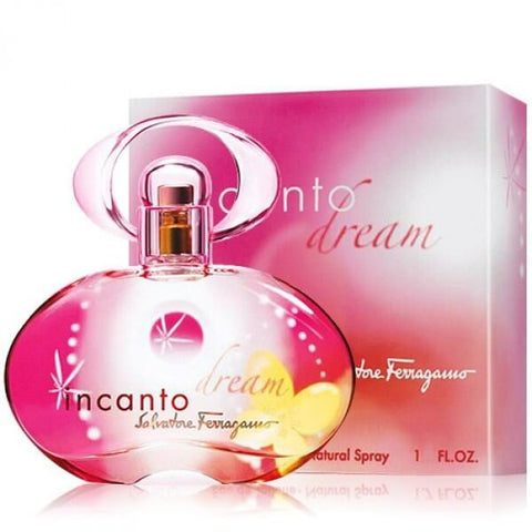 Buy original Salvatore Ferragamo Incanto Dream EDT For Women 100ml only at Perfume24x7.com
