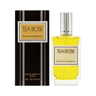 Buy original Tea Rose Edt 120ml By The Perfumers Workshop only at Perfume24x7.com