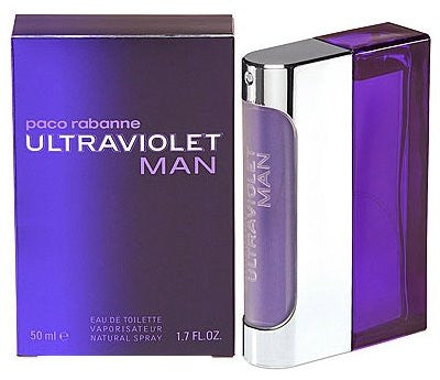 Buy original Paco Rabanne Ultraviolet Edt For Men 100ml only at Perfume24x7.com