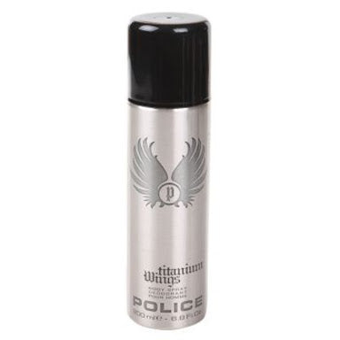 Buy original Police Titanium Wings Deodorant For Men 150ml only at Perfume24x7.com