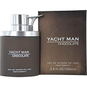Buy original Yacht Chocolate EDT For Men 100ml only at Perfume24x7.com