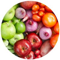 Silica removes pesticide from fruits and vegetable