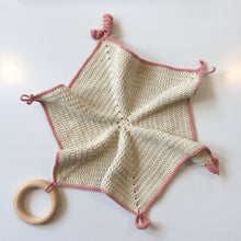 Crochet cuddle cloth