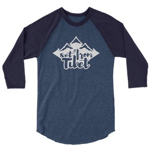 ASFT Mountain 3/4 - Beyond The Treeline Clothing - Hiking, Mountains, Camping, Outdoors, Shirts, Hoodie