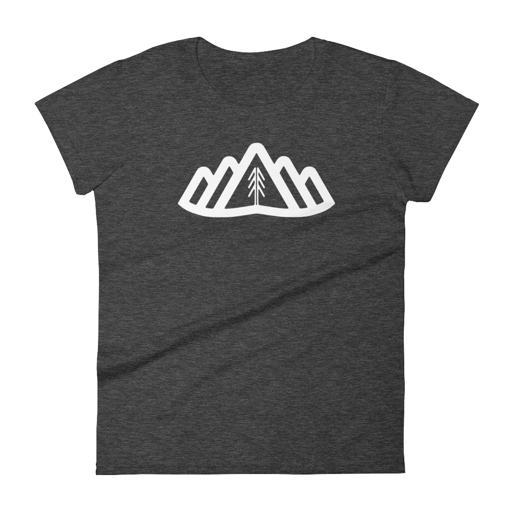 Torngat Ladies Black Logo - Beyond The Treeline Clothing - Hiking, Mountains, Camping, Outdoors, Shirts, Hoodie