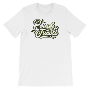 Rough Jungle Tee - Beyond The Treeline Clothing - Hiking, Mountains, Camping, Outdoors, Shirts, Hoodie