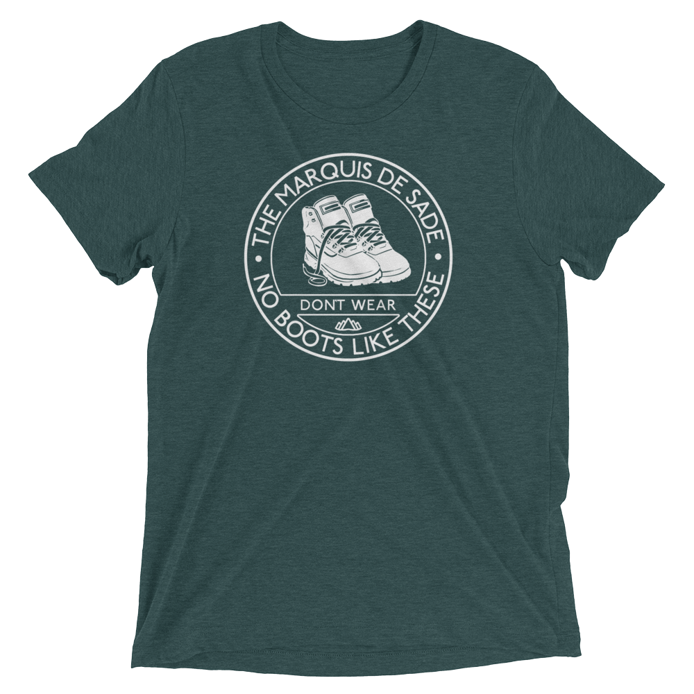 Marquis Triblend - Beyond The Treeline Clothing - Hiking, Mountains, Camping, Outdoors, Shirts, Hoodie