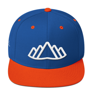 Edmonton Snapback - Beyond The Treeline Clothing - Hiking, Mountains, Camping, Outdoors, Shirts, Hoodie