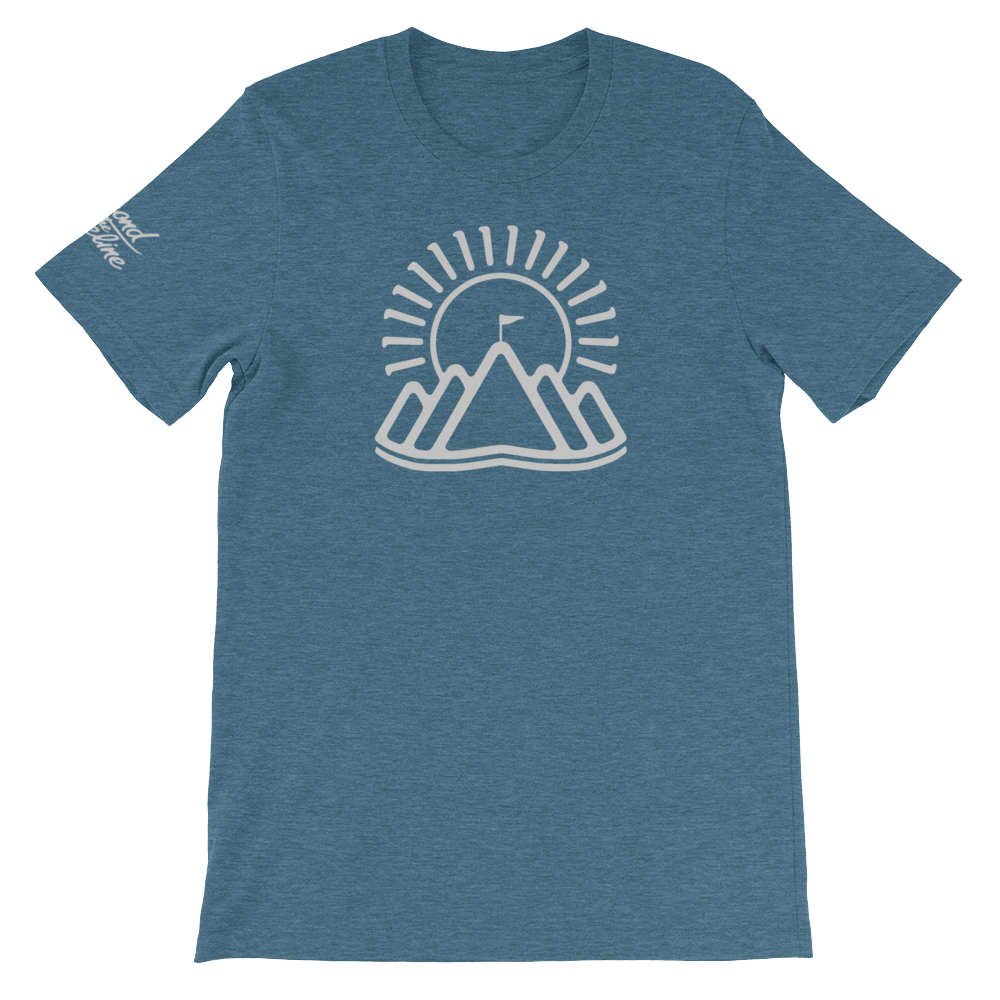 Daybreak Tee - Beyond The Treeline Clothing - Hiking, Mountains, Camping, Outdoors, Shirts, Hoodie