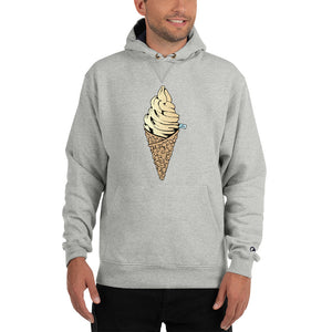 Soft Serve Hoodie - Beyond The Treeline Clothing - Hiking, Mountains, Camping, Outdoors, Shirts, Hoodie
