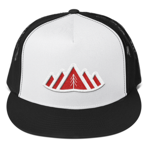 Torngat Trucker Cap - Beyond The Treeline Clothing - Hiking, Mountains, Camping, Outdoors, Shirts, Hoodie