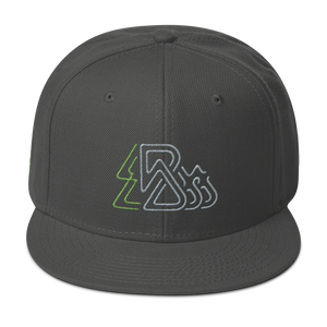 Chic-Choc Snapback - Beyond The Treeline Clothing - Hiking, Mountains, Camping, Outdoors, Shirts, Hoodie