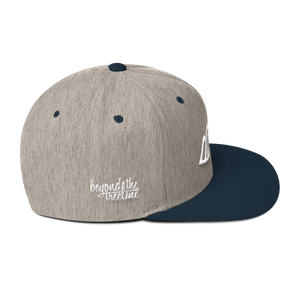 Toronto Snapback - Beyond The Treeline Clothing - Hiking, Mountains, Camping, Outdoors, Shirts, Hoodie