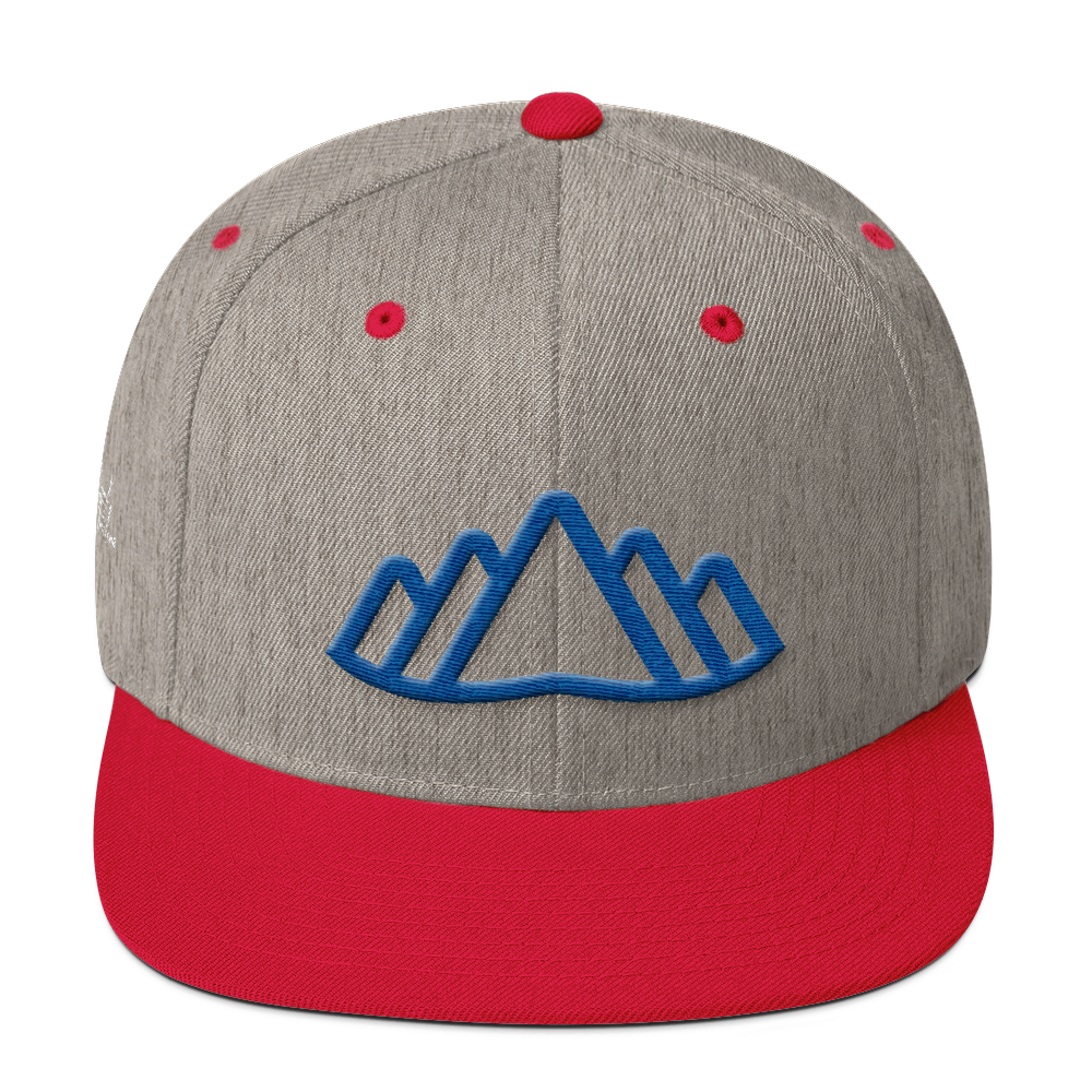 Montreal Snapback - Beyond The Treeline Clothing - Hiking, Mountains, Camping, Outdoors, Shirts, Hoodie