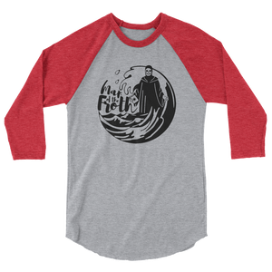 Froth 3/4 - Beyond The Treeline Clothing - Hiking, Mountains, Camping, Outdoors, Shirts, Hoodie