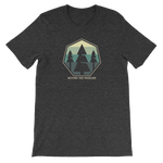 Tree Crest B Tee - Beyond The Treeline Clothing - Hiking, Mountains, Camping, Outdoors, Shirts, Hoodie