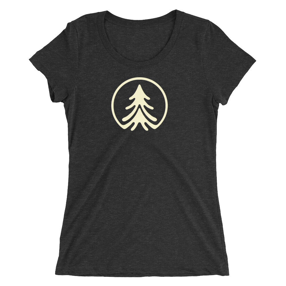 Bugaboo Ladies Tee - Beyond The Treeline Clothing - Hiking, Mountains, Camping, Outdoors, Shirts, Hoodie