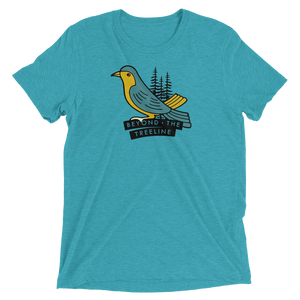 Drongo Triblend - Beyond The Treeline Clothing - Hiking, Mountains, Camping, Outdoors, Shirts, Hoodie
