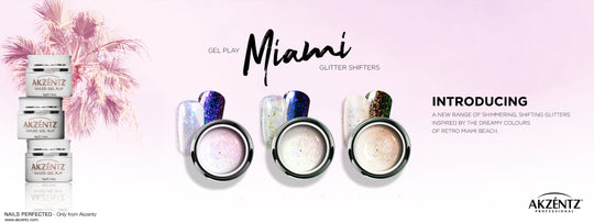 GEL PLAY MIAMI COLLECTION