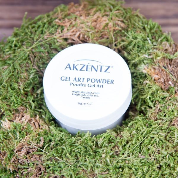 "Polvo Acrílico ""GEL ART POWDER"""