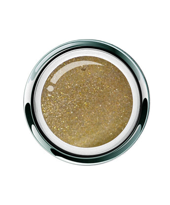 GEL PLAY GLITTER GLISTENING GOLD