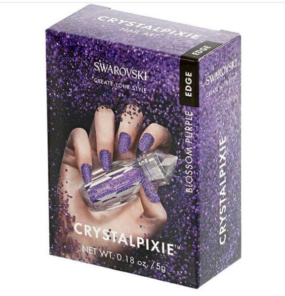SWAROVSKI Crystalpixie™ Edge BLOSSOM PURPLE