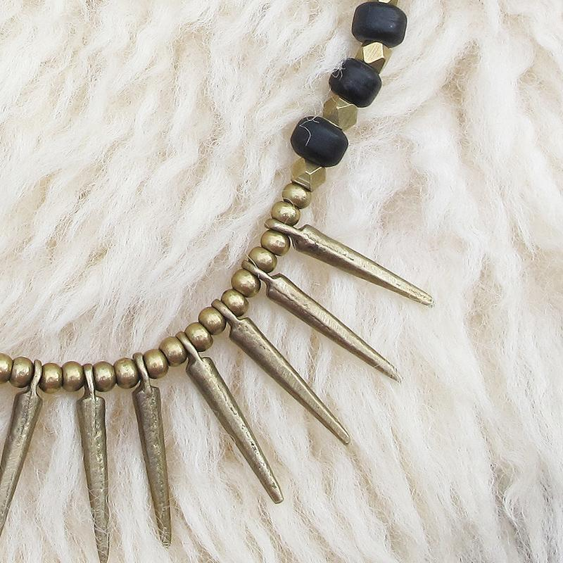 Tribal Necklace, Body Jewelry BY Artjuna Jewelry