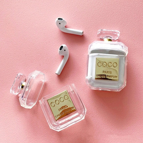 Perfume Bottle Airpod case