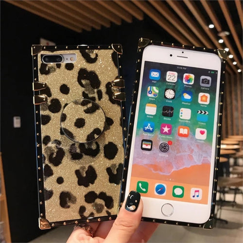Leopard Phone Case- Galaxy S8